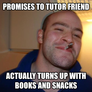 Good guy tutor