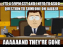 ITS 4:59PM CST AND I NEED TO ASK A QUESTION TO SOMEONE ON JABBER