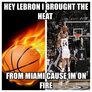 Gary neal on fire